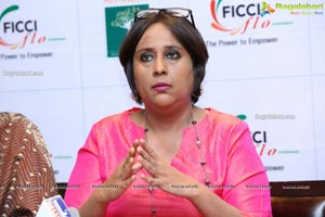 FICCI FLO Interactive Session With Barkha Dutt