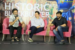 Sye Raa Narasimha Reddy Grand Success Meet