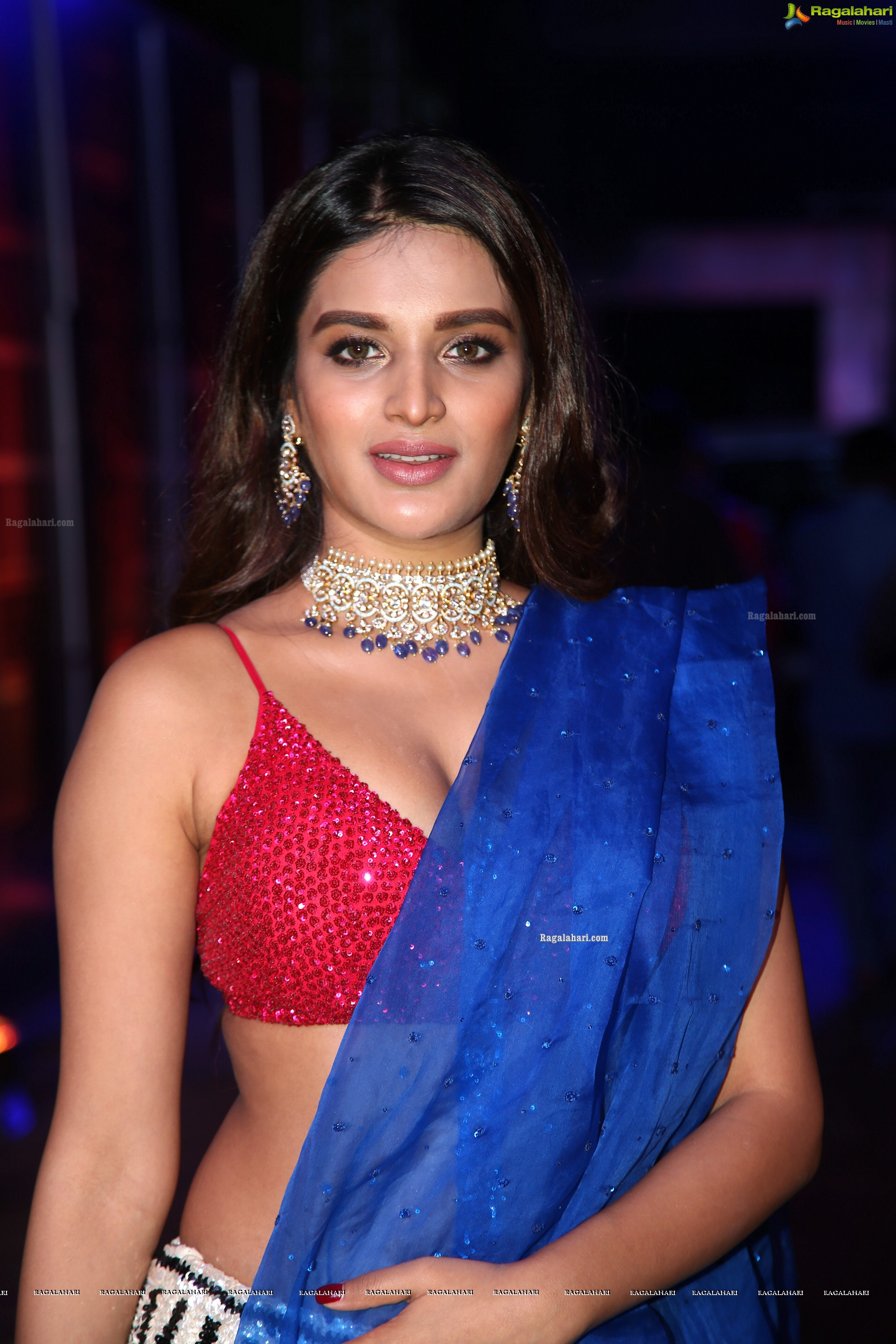 Nidhhi Agerwal @ Zee Kutubam Awards 2019 - HD Gallery
