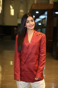 Rashmika Mandana - Food for Change - A Black Tie Charity Eve