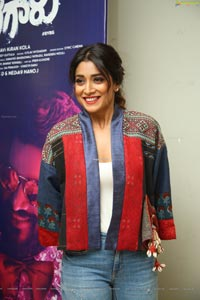 Shriya Saran - Raja Varu Rani Garu Song Launch