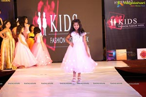 Kids Fashion Fusion Week 2019