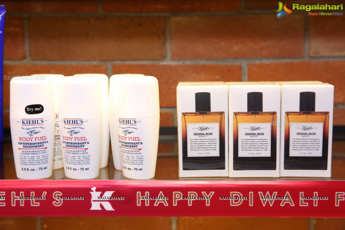 Kiehl's Preview Party With Ms Lakshmi Manchu at Forum Sujana Mall