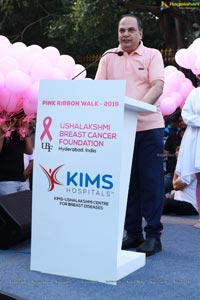 Pink Ribbon Walk 2019