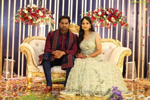 Sravan & Sruthi's Wedding Reception